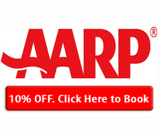 Reno Hotel Discount for AARP members