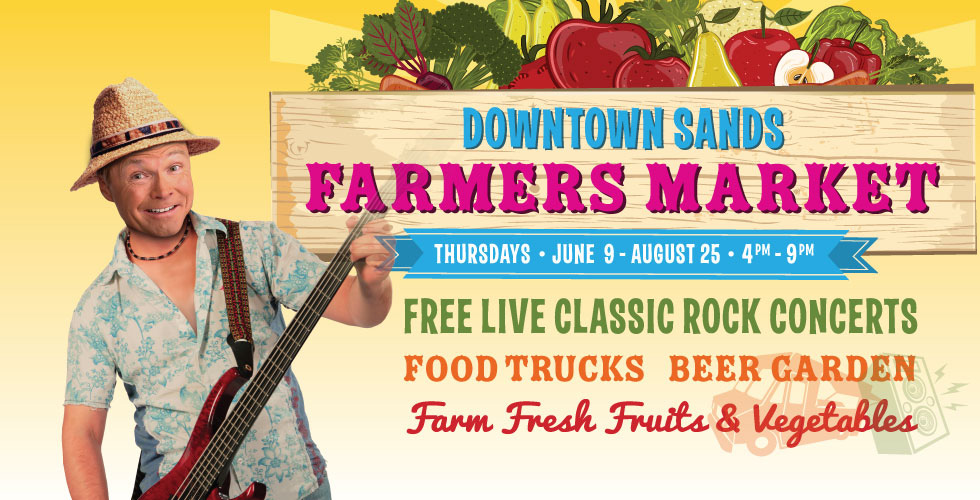 Thursday Farmers' Market featuring Bizness