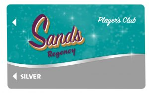 Silver Sands Regency Players Card