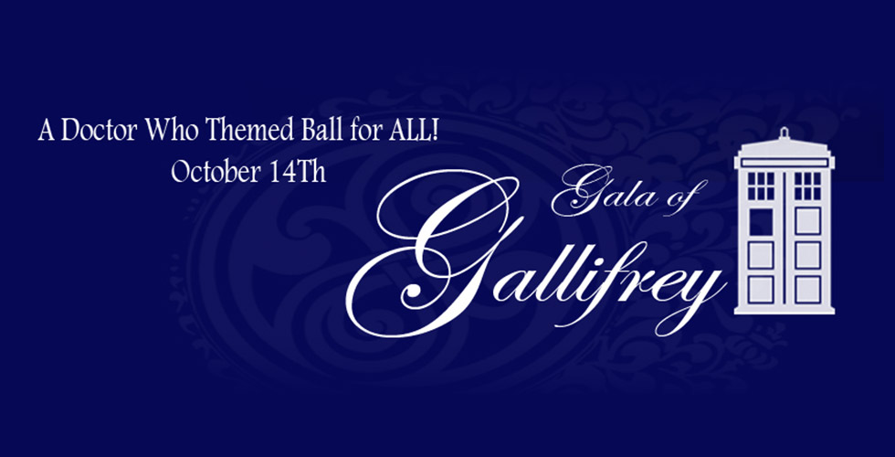 Doctor Who Ball - Gala of Gallifrey - Things to do in Reno NV