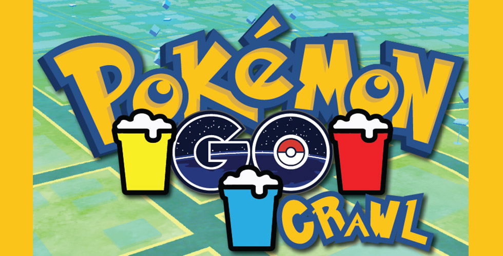 Pokemon Go Crawl - Things to do in Reno NV
