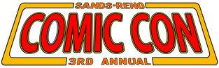 Sands-Reno Comic Con