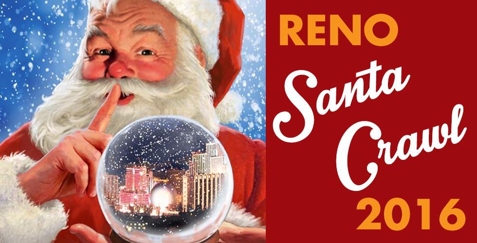 Santa Crawl - Things to do in Reno NV for the Holidays