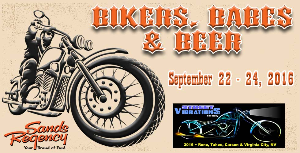 Bikers Babe Beer Promotion - Promotions & Casinos in Reno NV