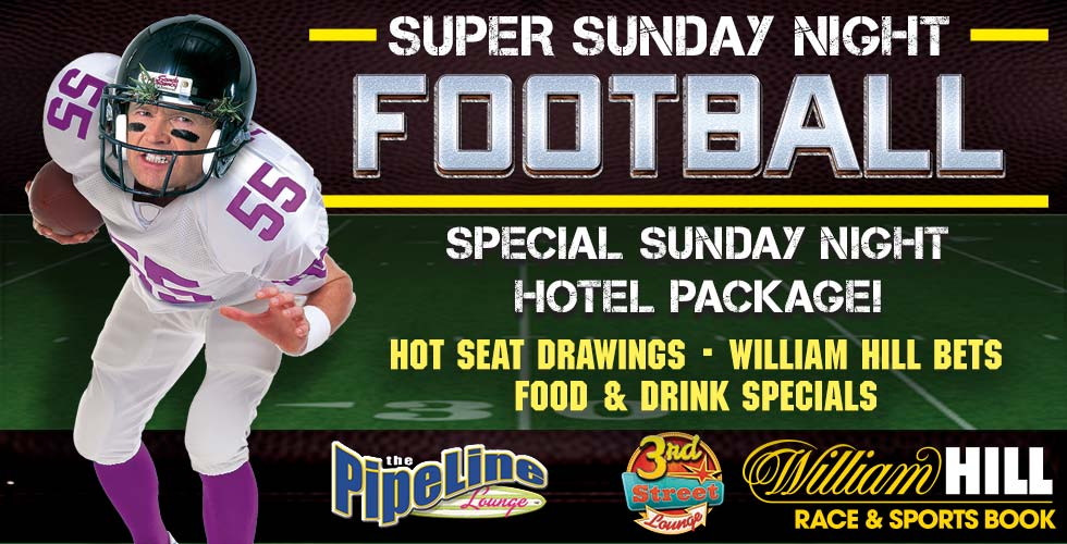 Super Sunday Night Football - Things to do in Reno NV