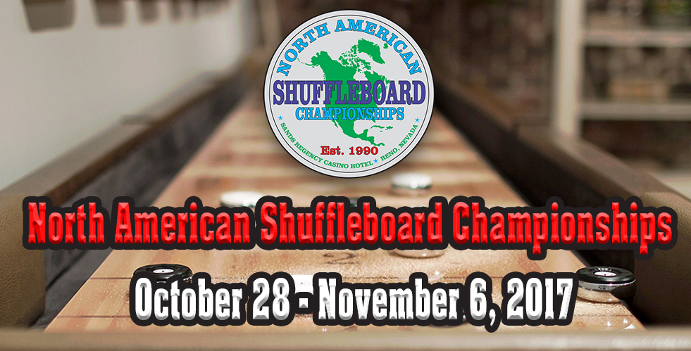 North American Shuffleboard Championship - Events in Reno NV