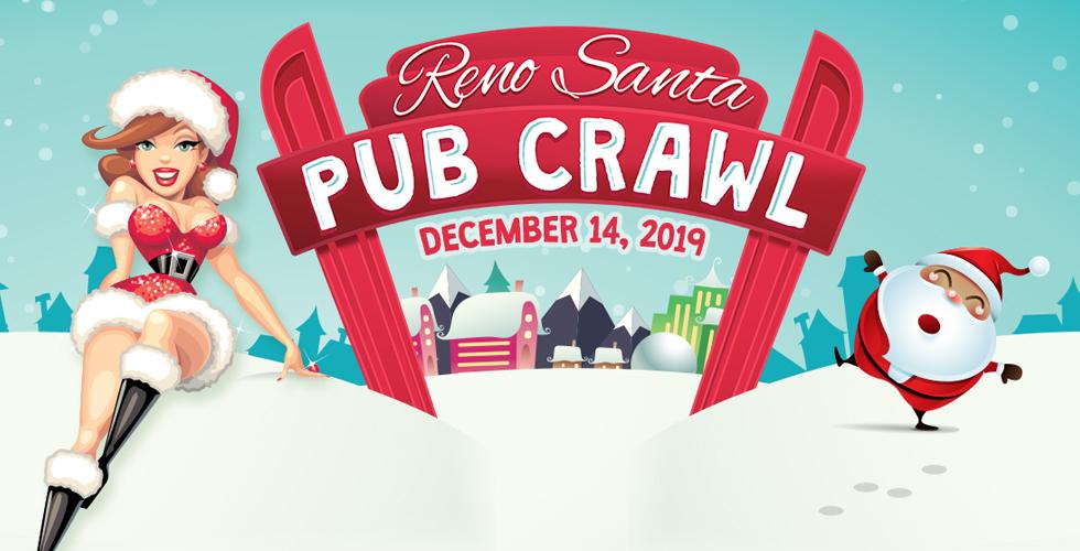 Reno Santa Crawl 2019