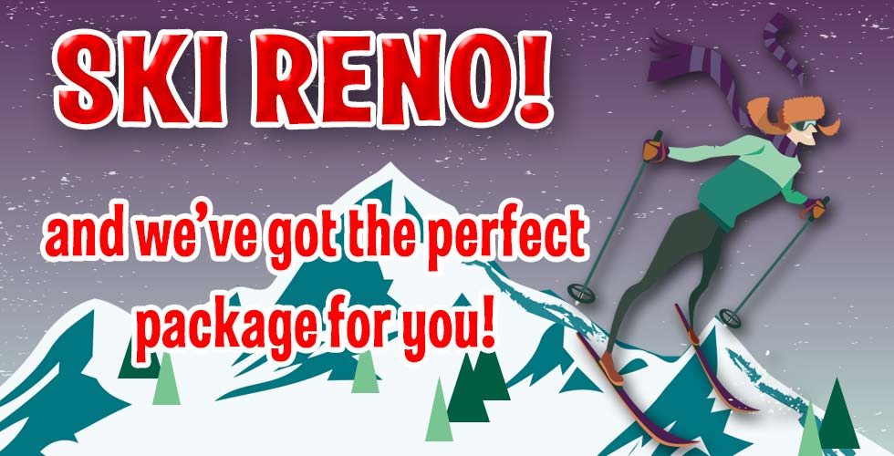 Ski Reno - Best Hotel Rates in Reno NV