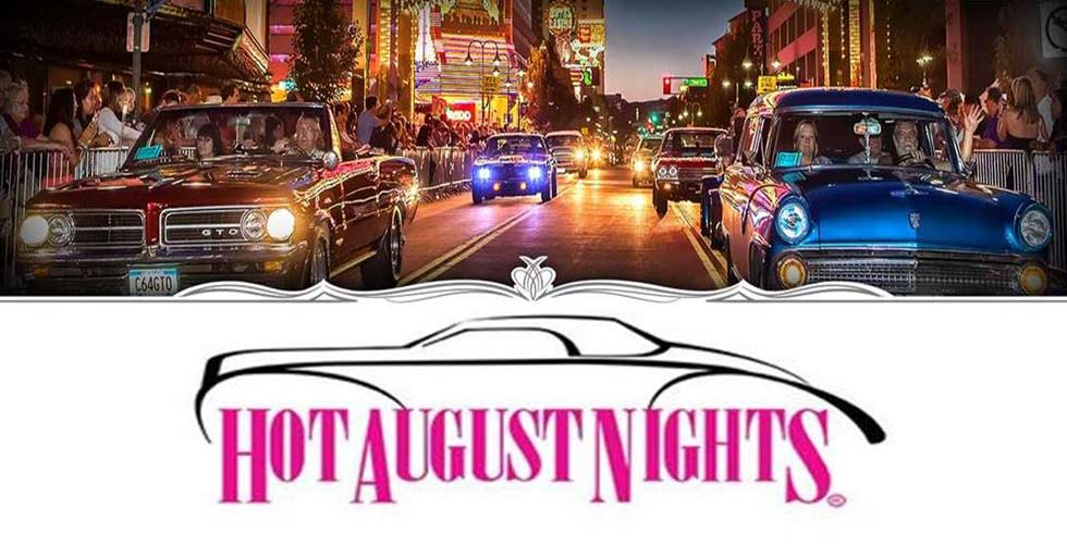Hot August Nights - Car Festival Reno NV
