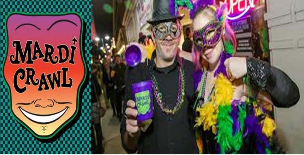 Pub Crawl Special Rate - Things to do in Reno NV on Mardi Gras