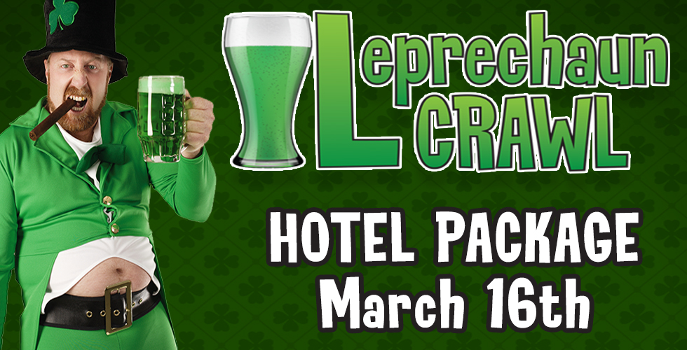 Leprechaun Hotel Package