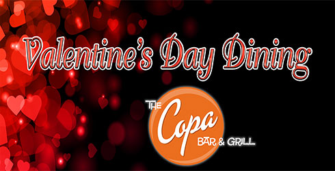 Valentine's Day in Reno at the Sands Copa Bar & Grill!