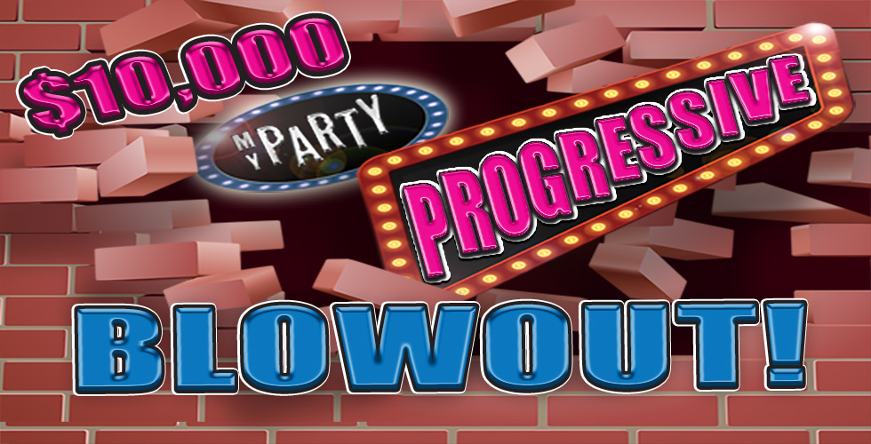 My Party Progressive Slot Blowout - Best Casinos in Reno NV