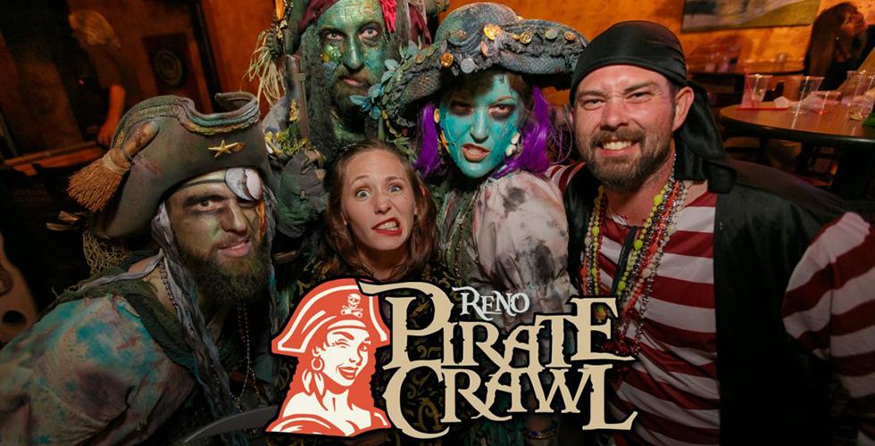 Reno Pirate Crawl 2019