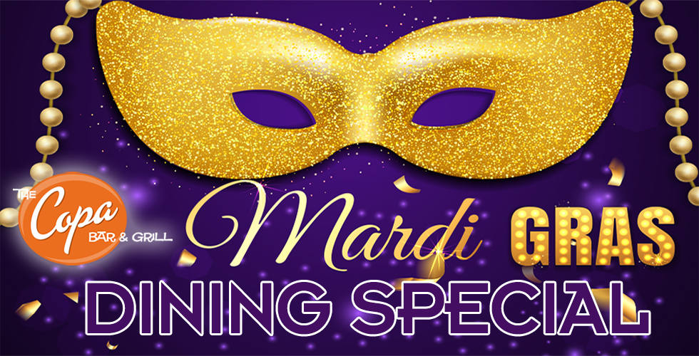 Mardi Gras Dining - The Capa Bar and Grill - Restaurants in Reno NV