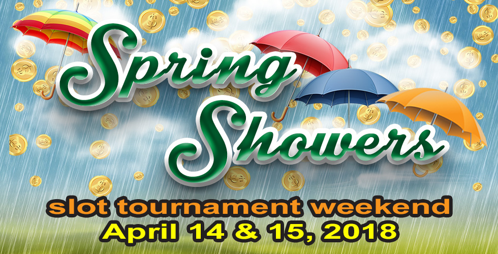 Spring Showers casino promotions