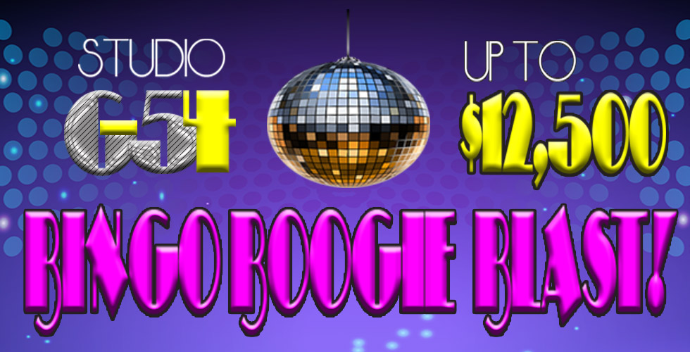 Bingo Boogie Blast - Best Casino in Reno NV