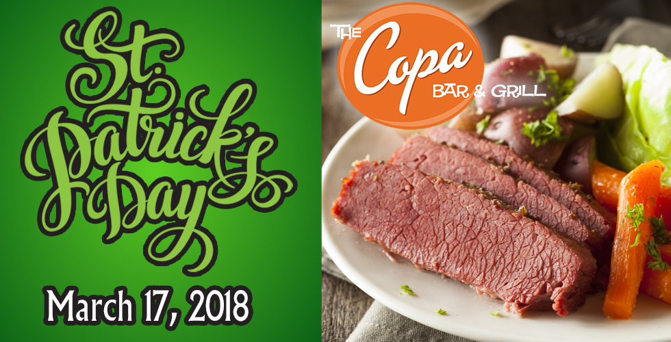 st patricks day copa reno restaurants