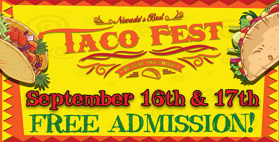 Taco Fest - Free Admission - Events in Reno NV