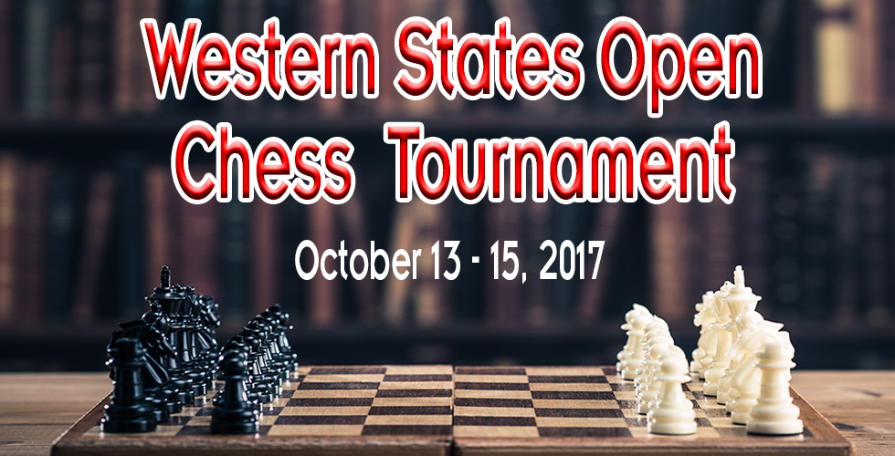 Western States Open Chess Tournament - Events in Reno NV