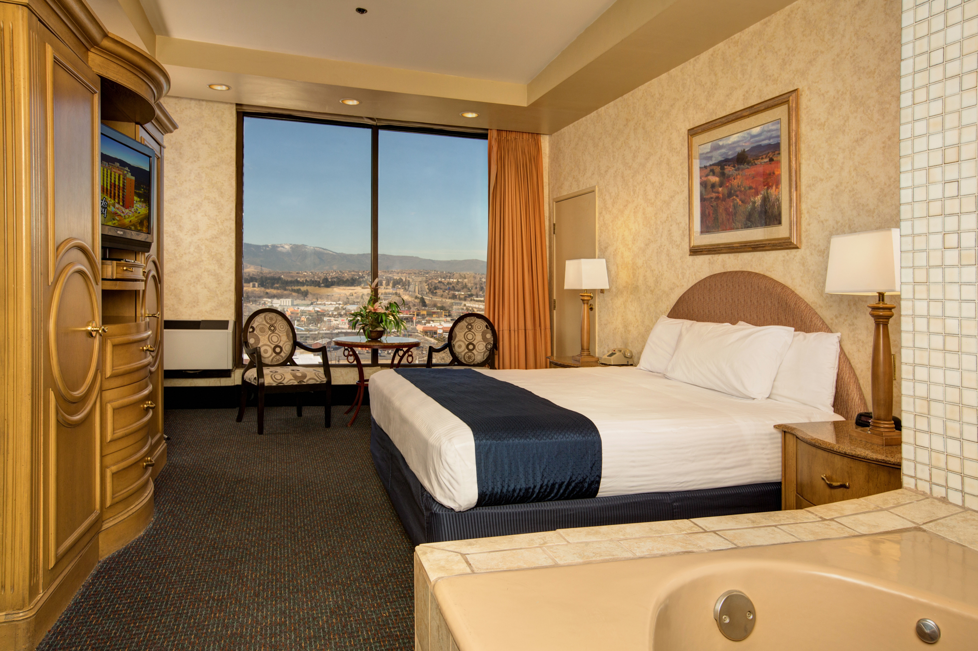 hotels in reno nv