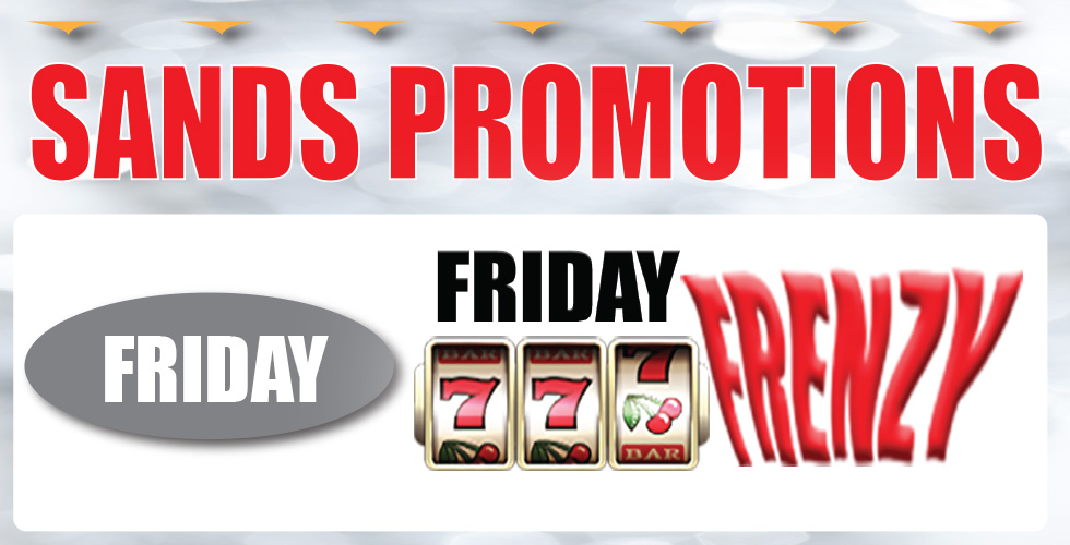 friday frenzy casino promotion