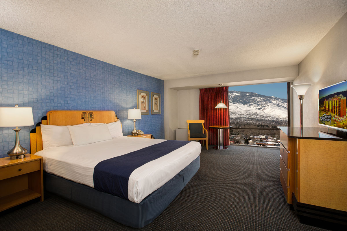 sands standard king room best hotel in reno