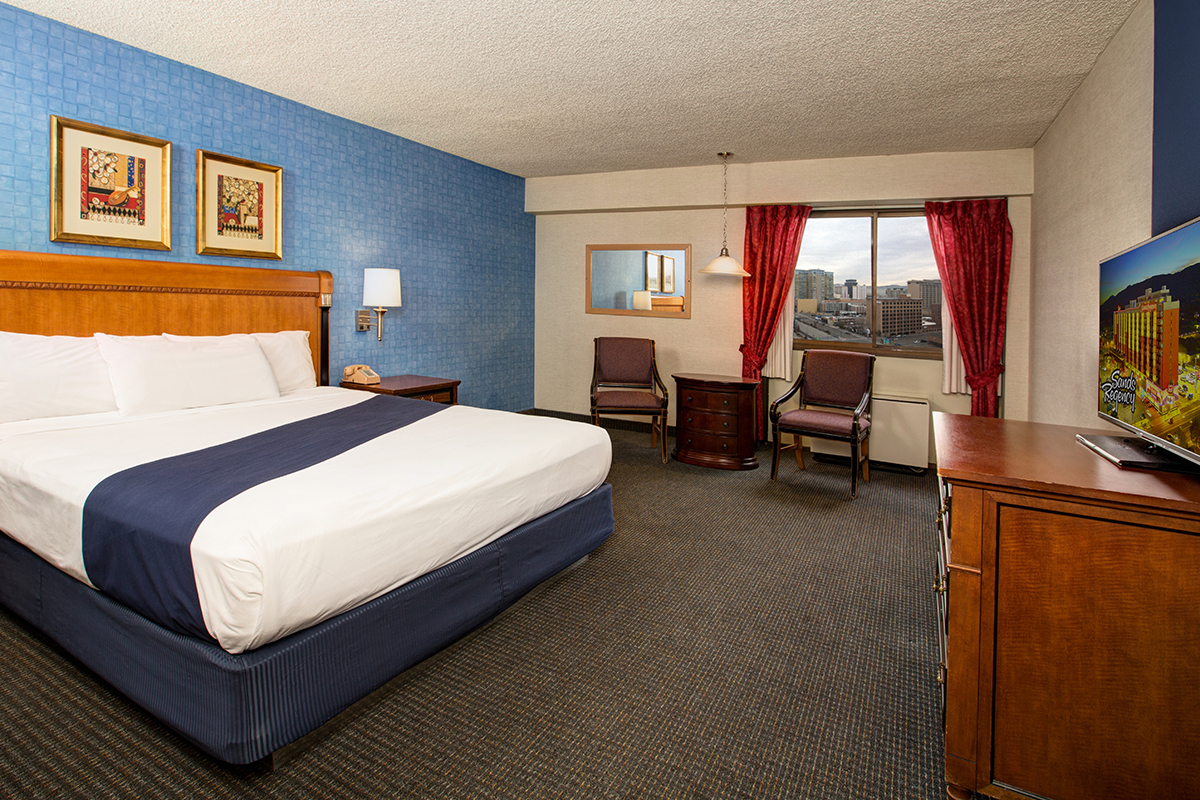hotels in reno nv standard non smoking king