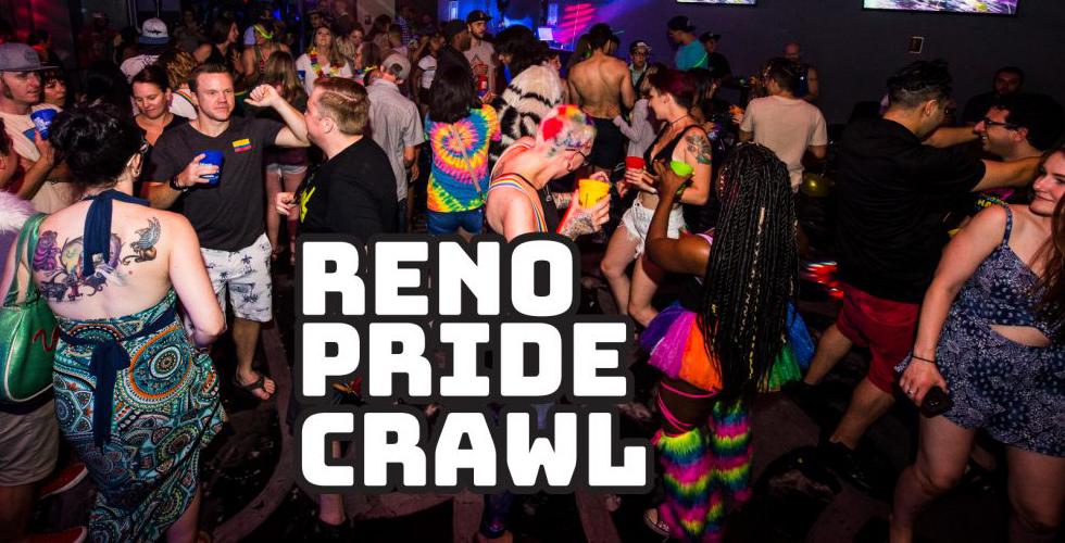 Reno Pride Crawl 2019