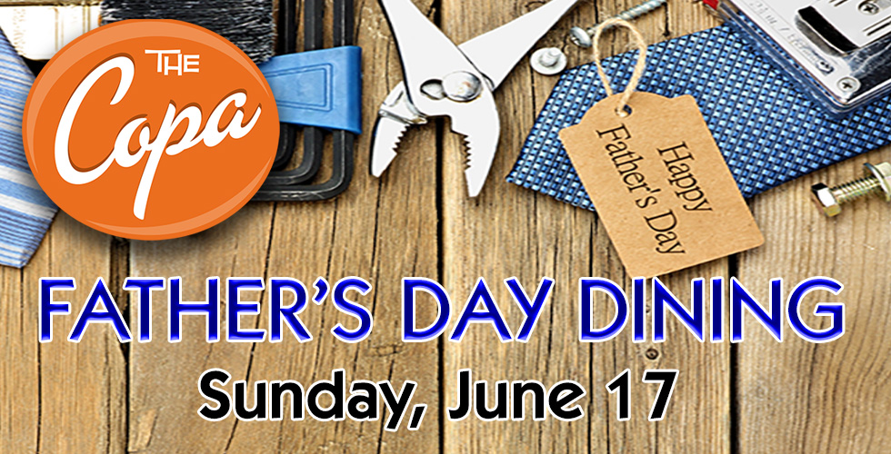 fathers day copa reno restaurants