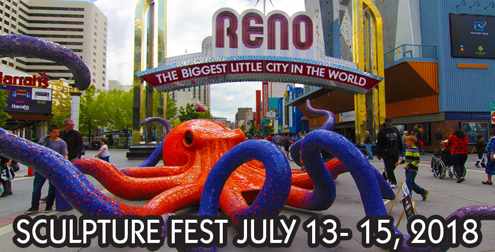 sculpture fest reno things to do