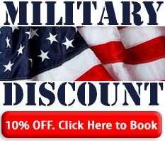 Cheap Hotels Reno- Military Discount