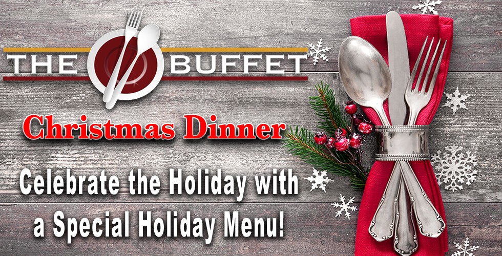 Christmas at The Buffet