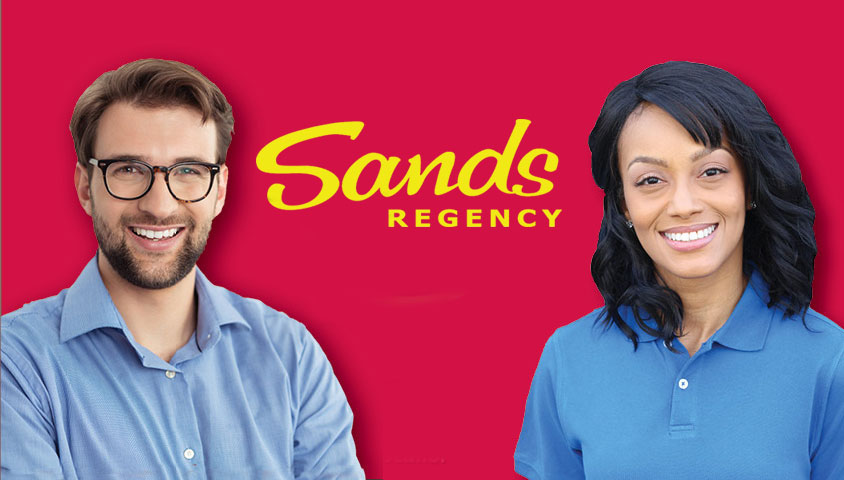 Employment at the Sands casino in reno nv
