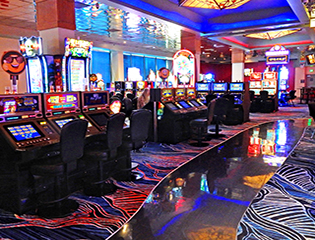 sands regency casino floor