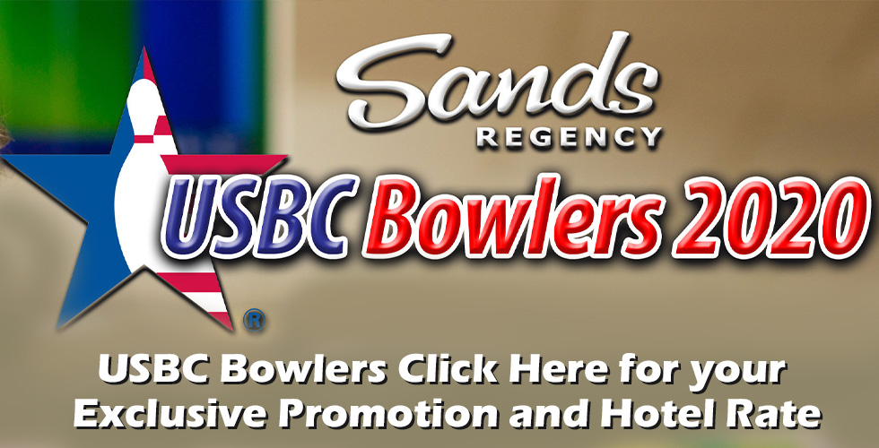 Exclusive Promotion and Hotel Rate for USBC Bowlers