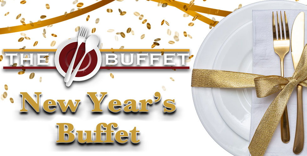 New Year's Eve at The Buffet