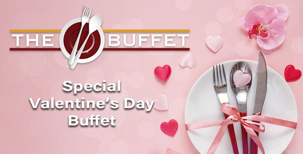 ValentineÔÇÖs Weekend at The Buffet