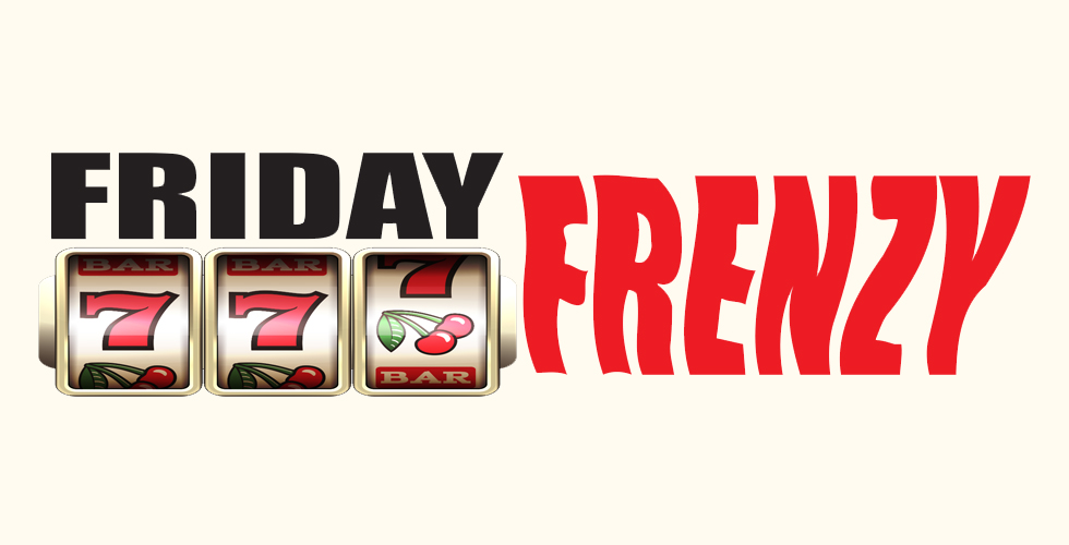 Friday Frenzy Slot Tournaments
