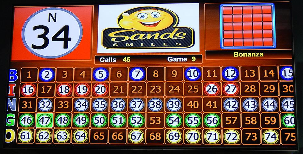 reno bingo