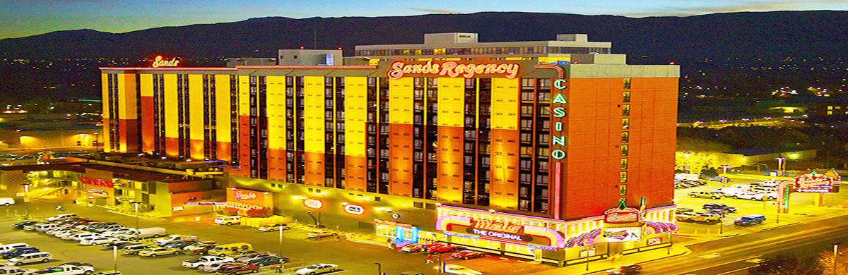Reno Hotel Deals Sands Regency Casino Hotels In Reno Nv