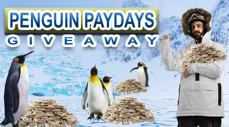 Penguin Paydays Giveaway