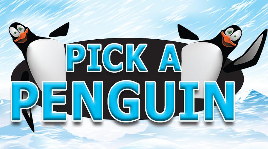 Pick A Penguin Kiosk Game